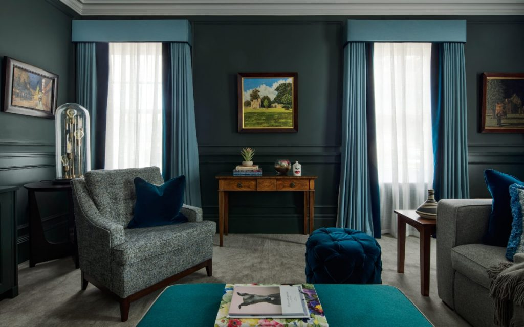 Oxford Estate Interior Design Project