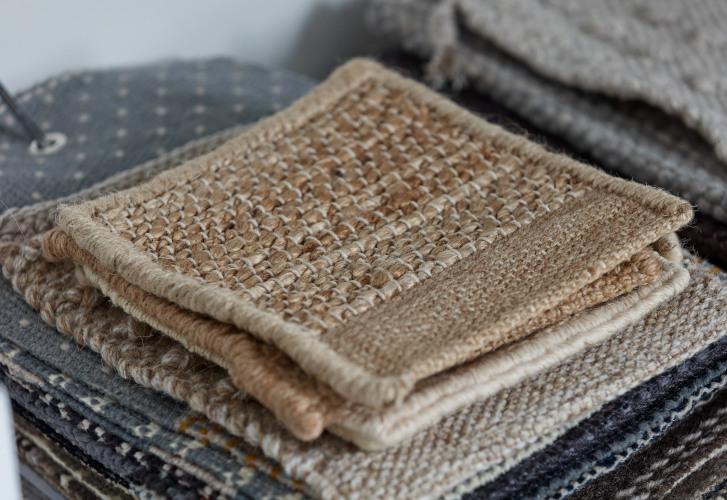 Interior Design Services - Projects - Sisal Fabrics