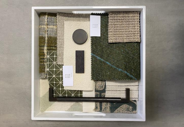 Interior Design Services - Inspiration Tray